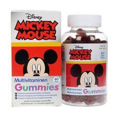 Мультивитамины Disney Mickey Mouse Микки Маус №60 - Фото