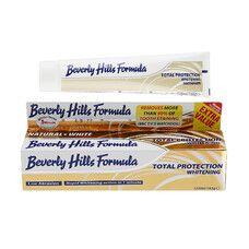 Зубна паста Beverly Hills Formula Total Protection 125 мл - Фото
