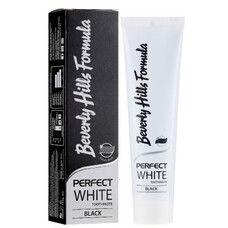Зубна паста Beverly Hills Formula Perfect White Black 100 мл - Фото