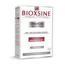 Биоксин ДермаДжен шампунь растительный против выпадения для жирных волос 300 мл
