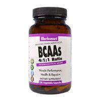 BCAAs Розгалужені Ланцюги Амінокислот 120 гелевих капсул