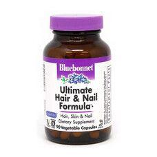 Остаточна Формула для Волос і нігтів Bluebonnet Nutrition 90 гелевих капсул  - Фото