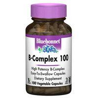 В-Комплекс 100 Bluebonnet Nutrition 100 гелевых капсул