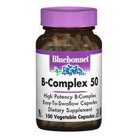 В-Комплекс 50 Bluebonnet Nutrition 100 гелевых капсул