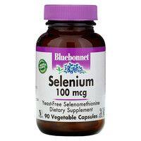 Селен 100 мкг Bluebonnet Nutrition 90 гелевих капсул