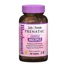 Легкі Вітаміни Early Promise Prenatal Bluebonnet Nutrition 60 капсул - Фото