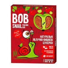 Конфеты Улитка Боб яблоко-вишня 120 г