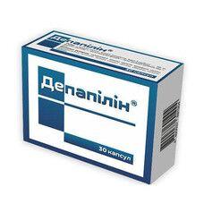 Депапилин капсулы 420 мг №30 - Фото