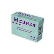 Миоцикл капс.490 мг №30 - Фото