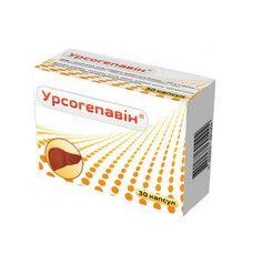 Урсогепавин 380мг №30 - Фото
