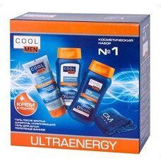 Cool Men набор Ultraenergy №1