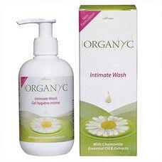 Мило рідке для інтимної гігієни органічне 250 мл Organyc - Фото