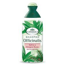 Лечебный шампунь против перхоти Langelica Officinalis 250 мл