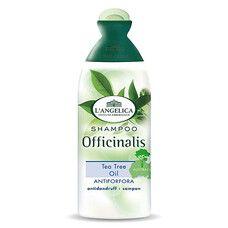 Шампунь против перхоти с маслом чайного дерева Langelica Officinalis 250 мл