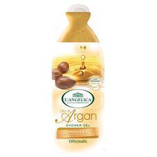 Гель для душа Жидкое золото c аргановым маслом Langelica Officinalis 250 мл