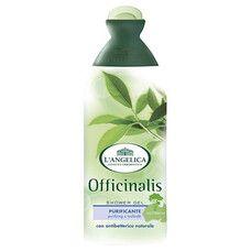 Гель для душа с маслом чайного дерева Langelica Officinalis 250 мл