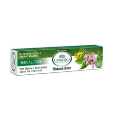 Зубна паста Натуральний трав'яний догляд Langelica 75 мл  - Фото