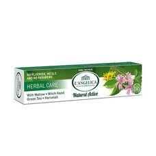 Зубная паста Натуральный травяной уход Langelica 75 мл