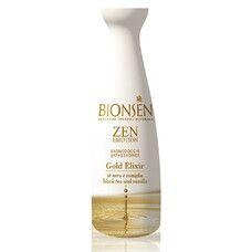 Гель для душа и ванны Золотой эликсир ТМ Бионсен / Bionsen 500 мл