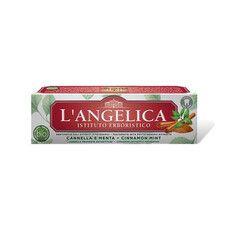 Зубна паста Кориця і м'ята Langelica 75 мл  - Фото