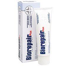 Зубна паста Про Вайт Плюс 75 мл ТМ Біорепейр / Biorepair  - Фото