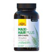Комплекс Maxi-Hair Plus для роста и укрепления волос 120 капсул ТМ Кантри Лайф / Country Life - Фото