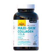 Коллаген + Витамины С&А Maxi-Skin 90 таблеток ТМ Кантри Лайф / Country Life - Фото