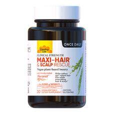 Maxi-Hair спасение кожи головы Кантри Лайф / Country Life 30 веганских капсул  - Фото