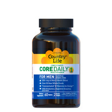 Мультивітаміни для чоловіків Core Daily 1 №60 ТМ Кантрі Лайф / Country Life - Фото
