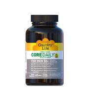 Мультивітаміни для чоловіків 50+ Core Daily 1 60 таблеток ТМ Кантрі Лайф / Country Life - Фото