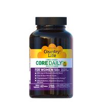 Мультивитамины для женщин 50+ Core Daily 1 Women's 50+ №60