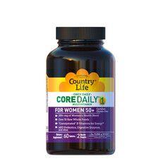 Мультивитамины для женщин 50+ Core Daily 1 Womens 50+ №60 - Фото