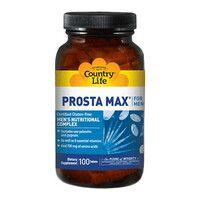 Витаминно-минеральный комплекс Prosta Max for Men 100 таблеток ТМ Кантри Лайф / Country Life