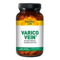 Витаминно-минеральный комплекс против варикоза Varico Vein 60 капсул ТМ Кантри Лайф / Country Life - Фото
