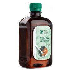 Массажное масло Апельсин-Мята 480 мл