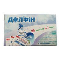 Долфин средство №1 пакеты по 1г №30