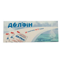 Долфин средство №1 пакеты по 2 г №30