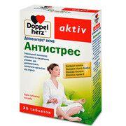 Доппельгерц Витамины Антистресс таблетки №30  - Фото