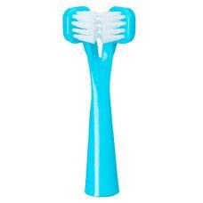 Змінні насадки для тристоронньої зубної щітки Duopower Dr. Barman's - Фото