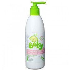 Dr.Sante Baby пінка-шампунь від маківки до п'ят 300 мл  - Фото
