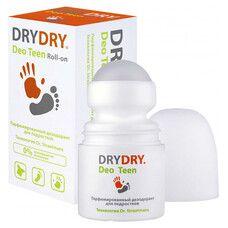 Парфюмированный Дезодорант для подростков Dry Dry Deo Teen 50 мл