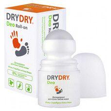 Дезодорант для тела Dry Dry Deo 50 мл