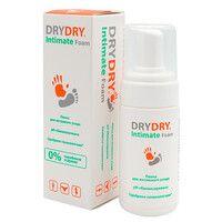 Пена для интимной гигиены Dry-Dry Intimate Foam 100 мл