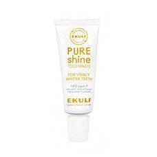 Відбілююча зубна паста Pure shine Ekulf 12 мл - Фото