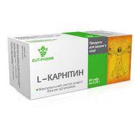 L-Карнитин 0.25 г №80 таблетки