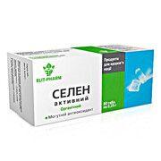 Селен Активный органические таблетки 0.25 г № 80 - Фото