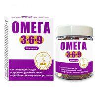 Омега 3-6-9 капсулы 1000 мг №90