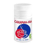 Сахарин-ка подсластитель таблетки №50 - Фото