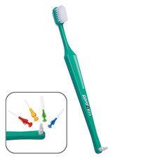 Зубна щітка paro® M39 з монопучковою насадкою - Фото