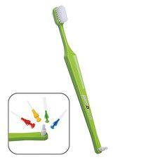 Зубна щітка paro® exS39 з монопучковою насадкою - Фото